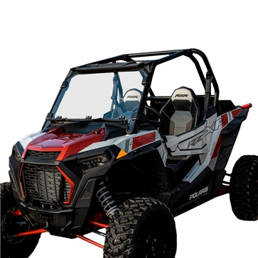 Super ATV Pare-brise complet ventilé Polaris