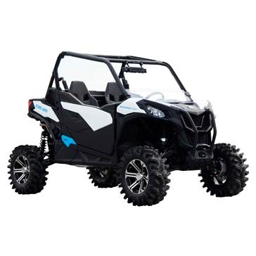 Super ATV Demi pare-brise Can-am