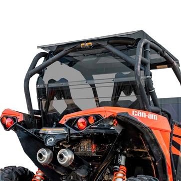 Super ATV Pare-brise arrière Can-am