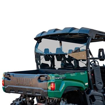 Super ATV Pare-brise arrière Arrière - Yamaha - Polycarbonate