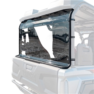 Super ATV Pare-brise arrière Yamaha