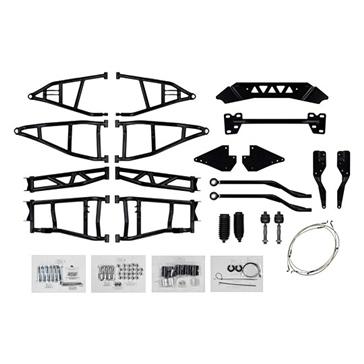 """Super ATV Big Lift Kit Polaris - +7"""" à 10"""""""