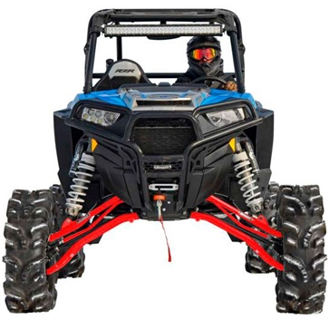 Super ATV Ensemble de relèvement de suspension «Big» Polaris - +10""