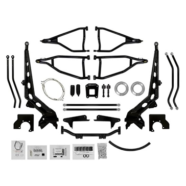 Super ATV Big Lift Kit Fits Polaris - +10""