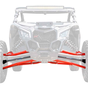 Super ATV Long Travel Lift Kit Can-am - +4""