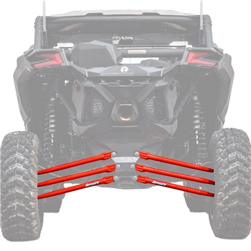Super ATV Tubed Radius Arm Fits Can-am
