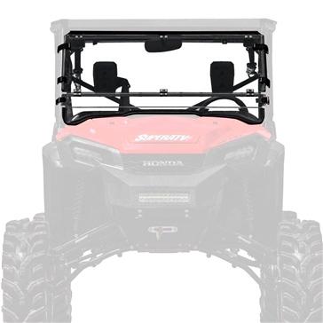 Super ATV Pare-brise à bascule Honda