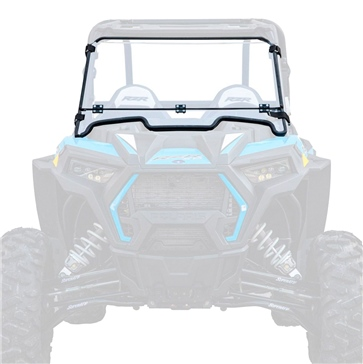 Super ATV Flip windshield Polaris