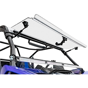 Super ATV Pare-brise à bascule Avant - Yamaha - Polycarbonate