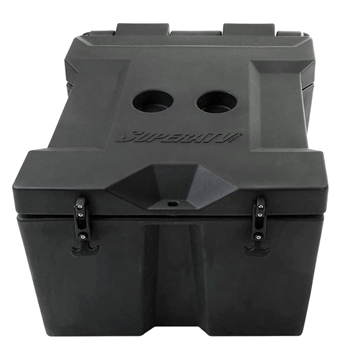 Super ATV Boîte cargo/glacière arrière