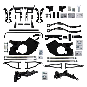 Super ATV Big Lift Kit Fits Can-am - +6""