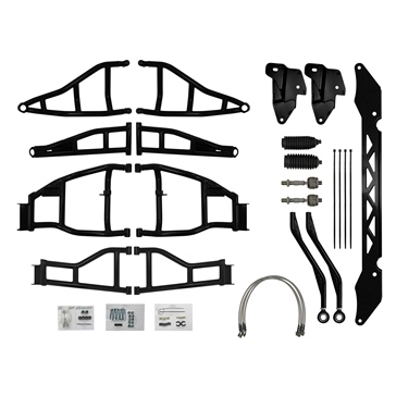 Super ATV Big Lift Kit Fits Honda - +6""