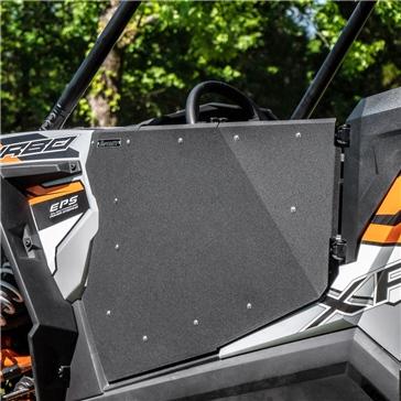 Super ATV Porte métallique complète Polaris - UTV - Porte complète