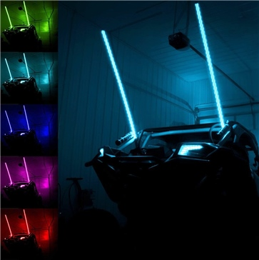 Super ATV Led Whip Lights