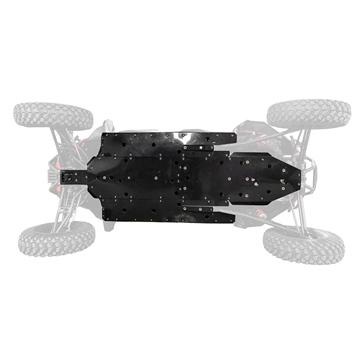 Super ATV Full Skid Plate Polaris