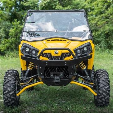 Super ATV Pare-brise à bascule haut Can-am