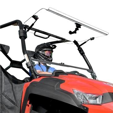 Super ATV Pare-brise à bascule Kymco