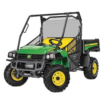 Super ATV Pare-brise arrière John Deere
