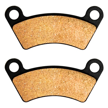 SUPER ATV Brake Pad Copper - Rear