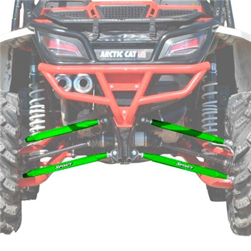 Super ATV High Clearance Suspension Links Arctic cat