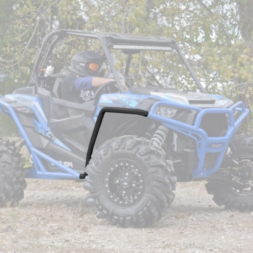 SUPER ATV Protecteur d'aile Polaris - 315240
