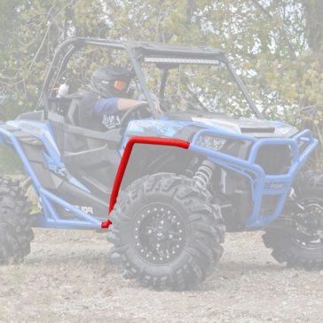 SUPER ATV Protecteur d'aile Polaris - 315241