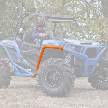SUPER ATV Protecteur d'aile Polaris - 315242