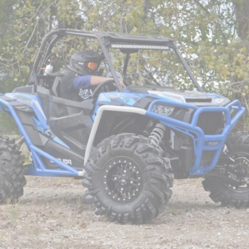 SUPER ATV Protecteur d'aile Polaris - 315243