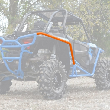 SUPER ATV Protecteur d'aile Polaris - 315248