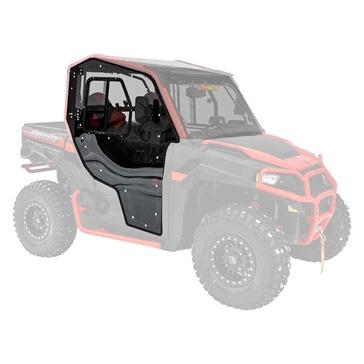 Super ATV Glazed Door Fits Polaris - UTV - Complete door