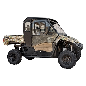 Super ATV Glazed Door Fits Yamaha - UTV - Complete door
