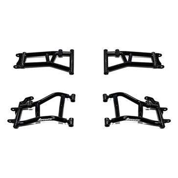 Super ATV High Clearance Boxed Radius Arms