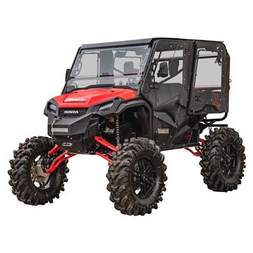 Super ATV Full Cab Enclosure Door Fits Honda - UTV