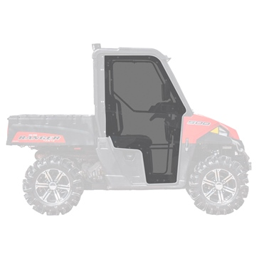 Super ATV Full Door Fits Polaris - UTV - Complete door