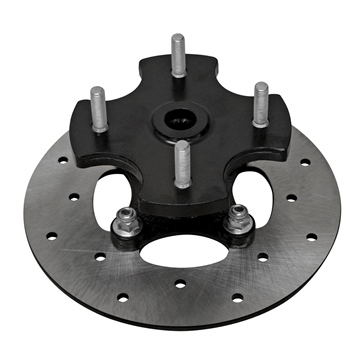 Super ATV Disc Brake Kit Fits Honda - Rear