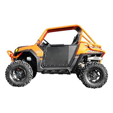 Super ATV Portes en aluminium Polaris - UTV