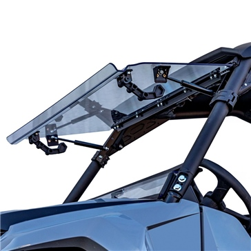 Super ATV Flip Windshield Fits Yamaha
