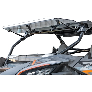 Super ATV Flip Windshield Fits CFMoto
