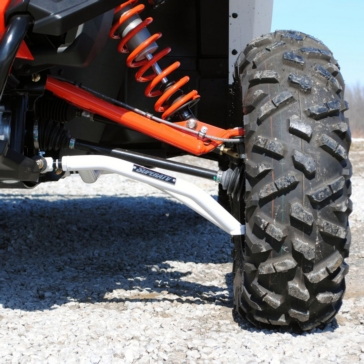 Super ATV Bras triangulaire High Clearance Can-am