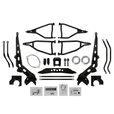 "Super ATV Big Lift Kit Polaris - +7"" à 10"""