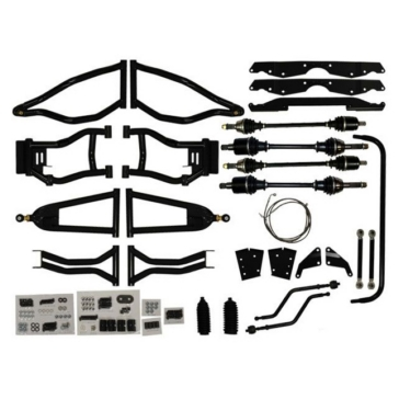 Super ATV Big Lift Kit Fits Polaris - +5""