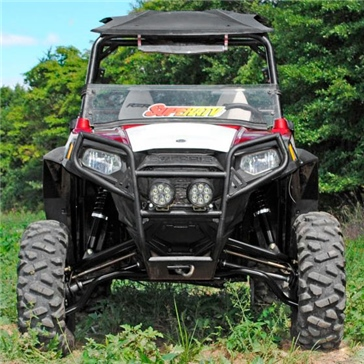 Super ATV Ensemble de conversion RZR à RZR S Polaris - +5""