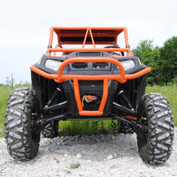Super ATV Lift Kit Long Travel 6'' Polaris - +6""