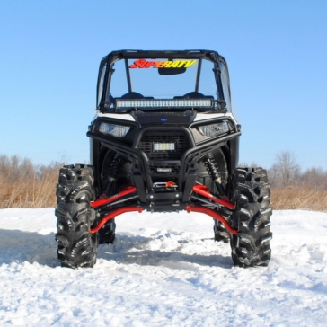 SUPER ATV Ensemble de conversion RZR à RZR S +3""