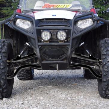 """SUPER ATV Ensemble de conversion pour long trajet +5"""""""