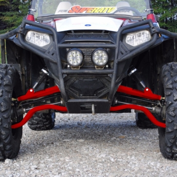Ensemble de conversion pour long trajet SUPER ATV +5""