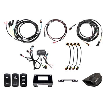 Super ATV Turn Signal kit Deluxe LED