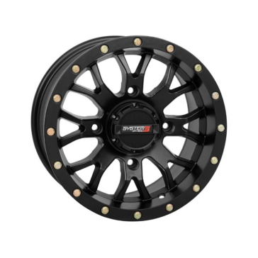 SYSTEM 3 OFF-ROAD ST-3 UTV Wheel 14x7 - 4/110 - 5+2