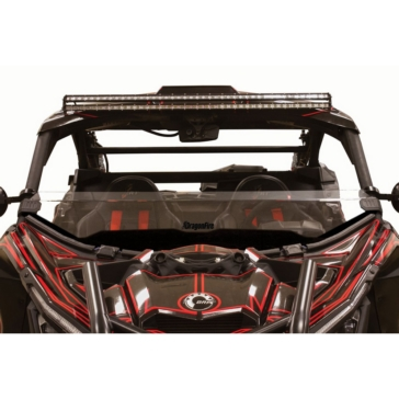 Dragon Fire Racing Demi pare-brise Opt X Avant - Can-am - Polycarbonate
