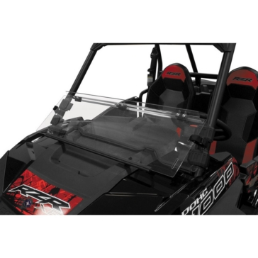 Dragon Fire Racing Pare-brise Opt X Avant - Polaris - Polycarbonate